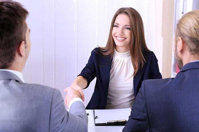 επιτυχημένη συνέντευξη