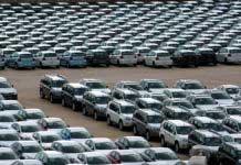 ΕΛΣΤΑΤ: Αύξηση 34,4% στις πωλήσεις αυτοκινήτων τον Οκτώβρη