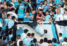 Οπαδός νεκρός στην Αργεντινή