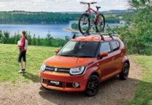 Δυναμική επιστροφή για το Suzuki Ignis