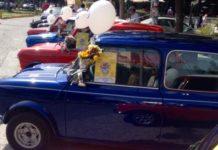 1η Ανοιξιάτικη Στατική Έκθεση κλασσικών αυτοκινήτων στη Γλυφάδα