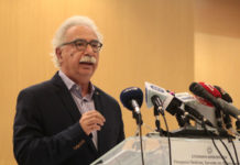 Γαβρόγλου: Αυτή τη στιγμή δεν υπάρχει γ' λυκείου