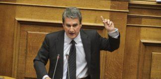 Λοβέρδος: Ο Τσακαλώτος θα παραιτηθεί γιατί φοράει παντελόνια