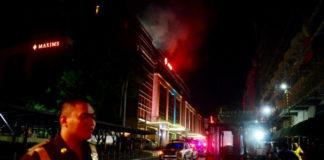 Τουλάχιστον 34 νεκροί σε εισβολή σε καζίνο στη Μανίλα