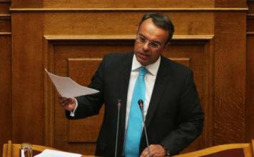 Σταϊκούρας: Στη ΔΕΘ θα μείνουμε στη γραμμή του ρεαλισμού