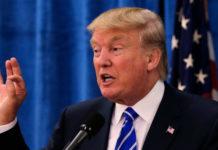 Στο 40% ανέβηκε η δημοτικότητα του προέδρου των ΗΠΑ Ντόναλντ Τραμπ