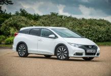Honda Civic Tourer 1.6 i-DTEC: Για οικογενειάρχες που εντυπωσιάζουν