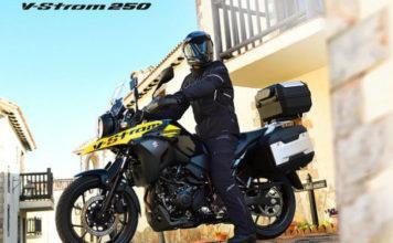 Suzuki V-Strom 250: Γεννημένο για οδηγικές απολαύσεις