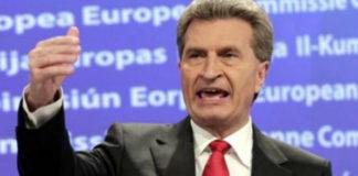 Έτινγκερ: Η Ελλάδα δε θα χρειαστεί 4ο πρόγραμμα