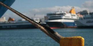 ΠΝΟ: Δεμένα στα λιμάνια τα πλοία την Πέμπτη