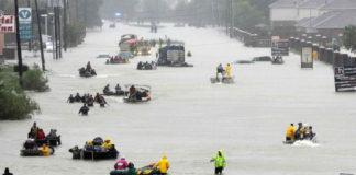 Στους 7 οι νεκροί από την τροπική καταιγίδα Χάρβεϊ στις ΗΠΑ