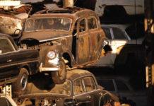 Διαγραφή ΙΧ αυτοκινήτων χωρίς πιστοποιητικό καταστροφής