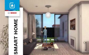 Bosch: Το «έξυπνο σπίτι» αποτελεί πραγματικότητα