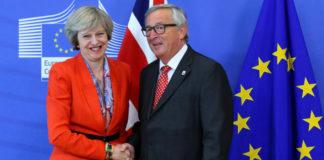 Brexit: Συμφωνησαν Βρετανία-ΕΕ να μπουν στη 2η φάση διαπραγματεύσεων