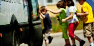 Διαμαρτυρία γονέων για τη δωρεάν μεταφορά μαθητών στη Θεσσαλονίκη