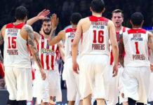 Με το δεξί ο Ολυμπιακός στην πρεμιέρα της Euroleague