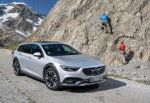 Opel Insignia Country Tourer: Περιπετειώδης γοητεία εκτός δρόμου