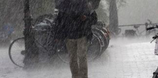 ΕΜΥ: Επιδείνωση του καιρού με ισχυρές βροχές και καταιγίδες