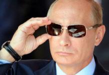 Κασκαντέρ σε κινηματογραφικές ταινίες ο Βλαντιμίρ Πούτιν