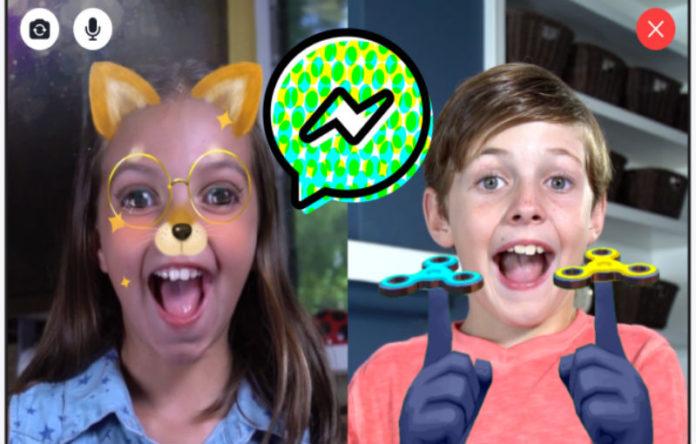 Messenger Kids: Ήρθε το Facebook για παιδιά έως 13 ετών