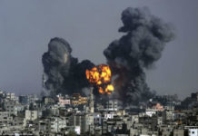 Συνεχίζονται οι ισραηλινοί βομβαρδισμοί στη Λωρίδα της Γάζας