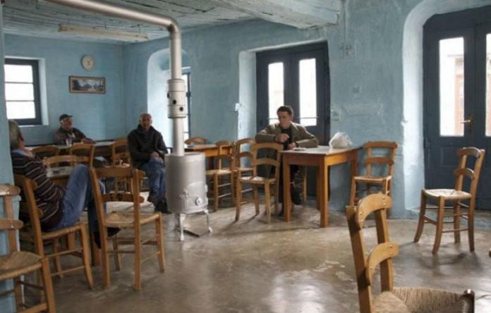 Καφενείο: «Η ησυχία, τάξις και... ανασφάλεια»
