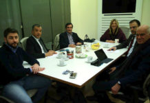 Στις 16-18 Μαρτίου το ιδρυτικό συνέδριο του Κινήματος Αλλαγής