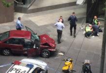 Μελβούρνη: Τουλάχιστον 12 τραυματίες όταν αυτοκίνητο έπεσε σε πεζούς
