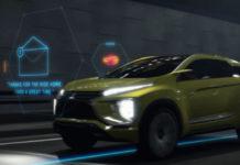 Mitsubishi Connect: Εξατομικευμένη οδηγική εμπειρία συνδεσιμότητας