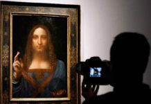 """Στον διάδοχο της Σαουδικής Αραβίας ο """"Salvator Mundi"""" του Ντα Βίντσι"""
