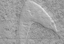 σύμβολο του στόλου του «Σταρ Τρεκ»