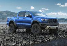 νέο Ford Ranger Raptor