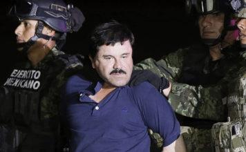 """""""Ελ Τσάπο"""" καταδικάστηκε σε ισόβια κάθειρξη"""
