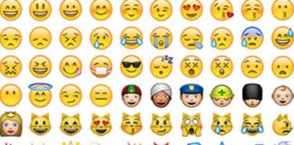το φαινόμενο των emojis