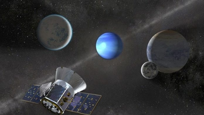 Το τηλεσκόπιο TESS