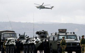 στρατιωτικά ελικόπτερα