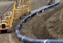 αγωγός φυσικού αερίου TAP